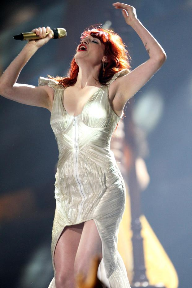 Florence and the Machine are one of the headline slots