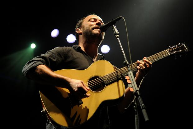 Dave Matthews of the Dave Matthews Band performs live for fans at the 2014 Byron Bay Bluesfest on April 21, 2014 in Byron Bay, Australia. (Photo by Matt Roberts/Getty Images)