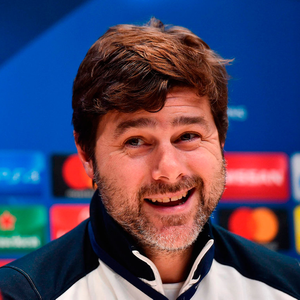 Tottenham Hotspur's manager Mauricio Pochettino. Photo: AFP/Getty