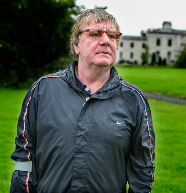 Homeless man John Keena prefers living in a tent to staying in emergency shelters, where he says there is 'no privacy