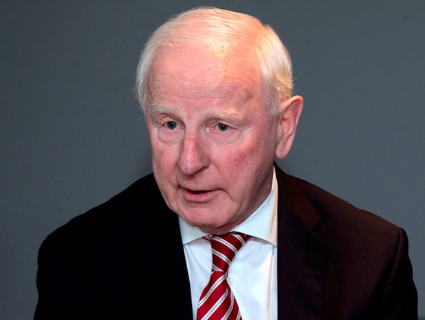 Pat Hickey is facing trial Pic: INPHO