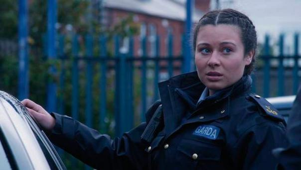 Leah Minto plays Garda Ash Cahill in Red Rock