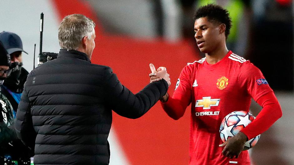 Manchester United's Marcus Rashford on and off-field exploits deserve enormous praise