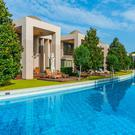 Antalya, Turkey: A pool at the villas in the Serenity Resort