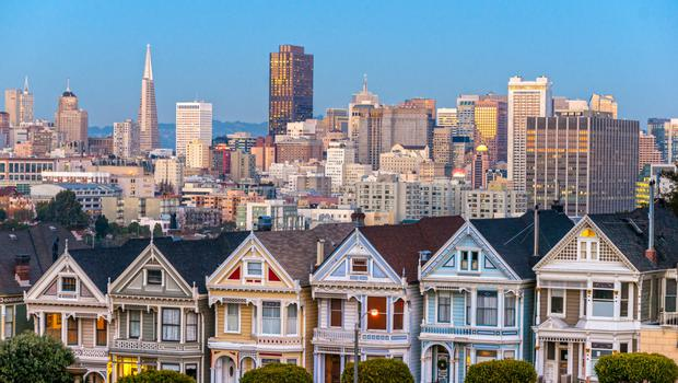 There's a new route to San Francisco
