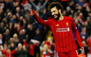 Mo Salah and Liverpool are riding high in the Premier League
