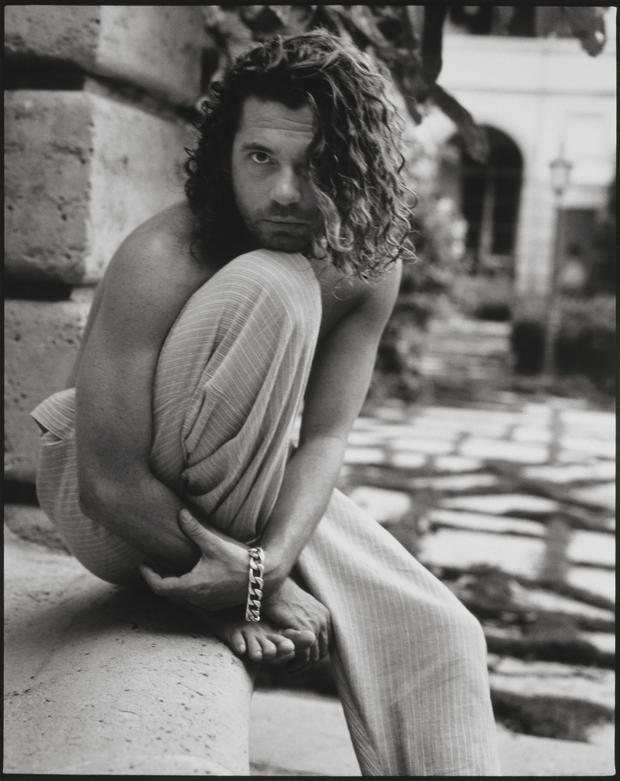 In what world is Michael Hutchence not cool?