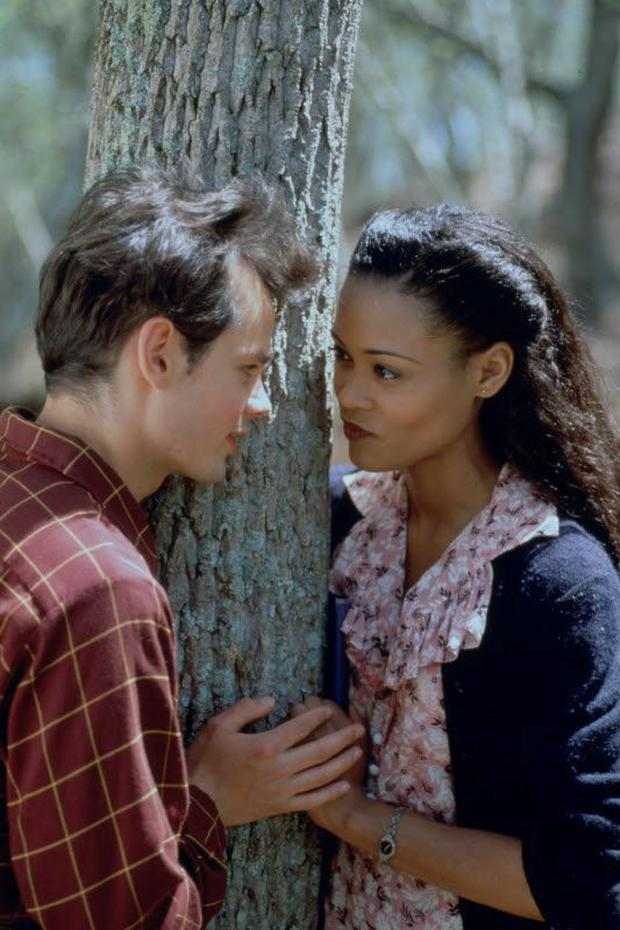 In the 1994 film Foreign Student, Marco Hofscheider becomes infatuated with a pupil played by Robin Givens