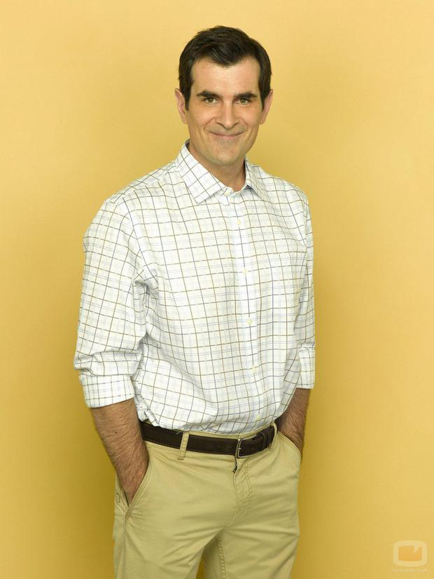 Modern Family's Phil tends to embarrass his kids, too