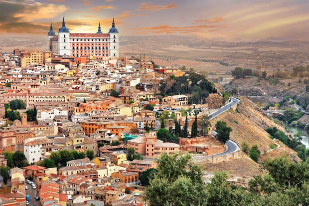 holy toledo forget the camino here s spain s new pilgrim path