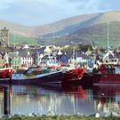 Dingle town discover ireland