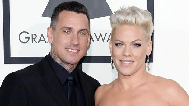 Pink and Carey Hart split for some time after they married but managed to reconcile