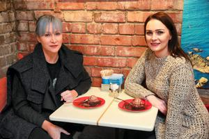 Helen Steele with Joanna Kiernan for the one to one interview