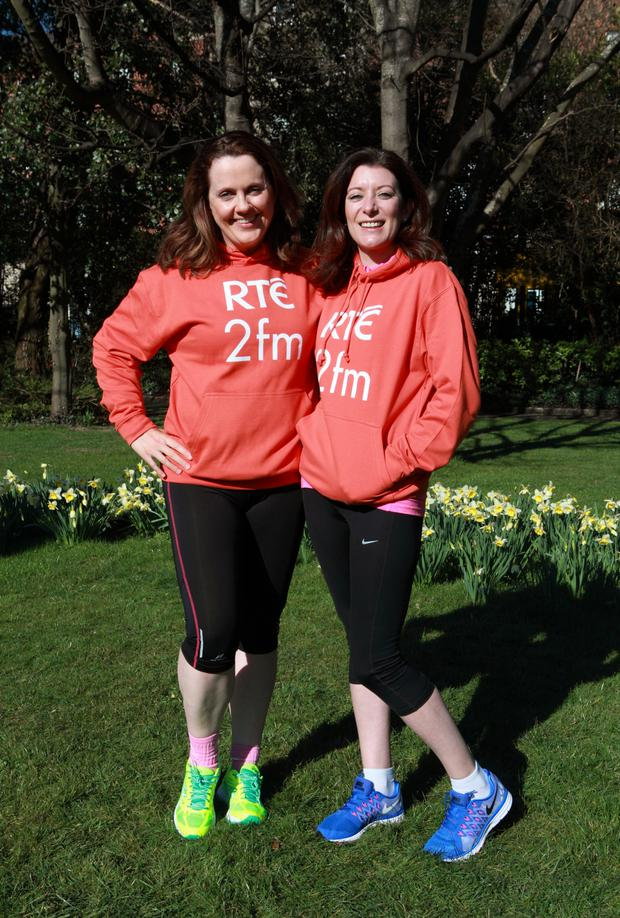 2fm's Ruth Scott and Ciara King