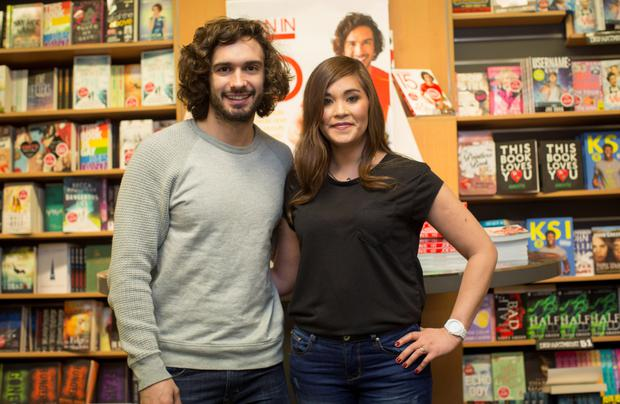 Joe Wicks, aka The Body Coach and journalist Gillian Tsoi