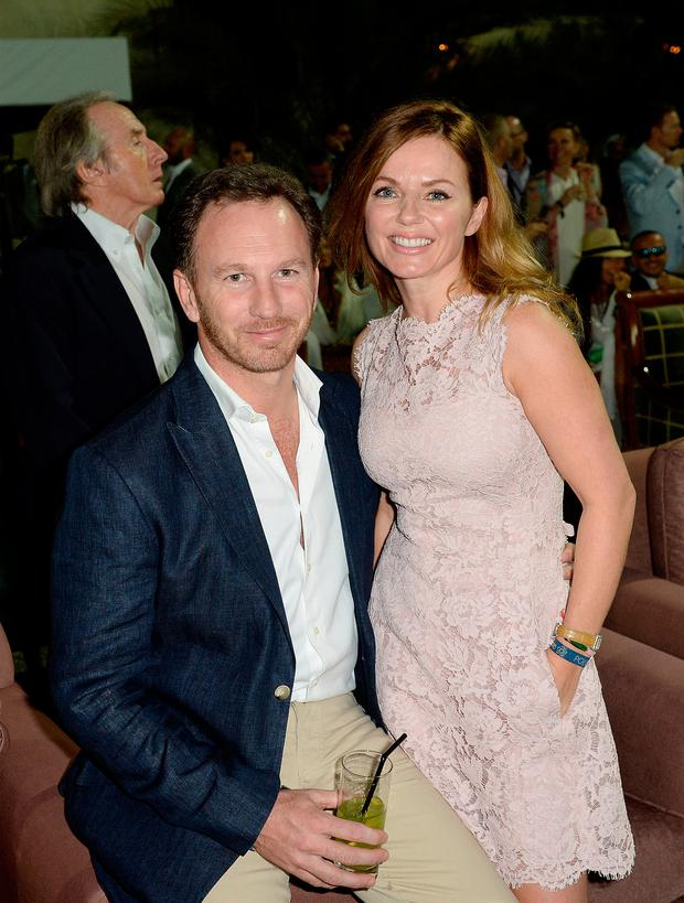 Geri Halliwell And Christian Horner Pregnant With First Child