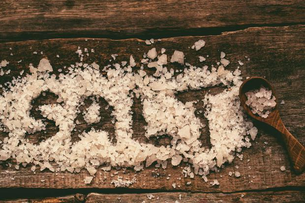 High Salt dishes will now be marked in restaurants