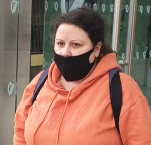 Lisa Marie Connolly is alleged to have had €5k of drugs