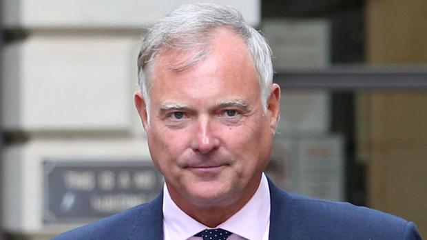 John Leslie was found not guilty after a week-long trial