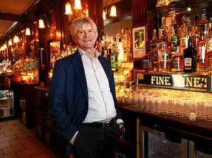 Veteran publican, restaurateur and hotelier Louis Fitzgerald blames the Government for the increase in house parties