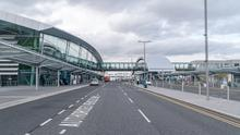 The woman arrived into Dublin Airport and journeyed on to Belfast via Dublin's Connolly Station