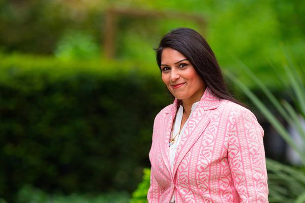 Tory MP and Brexiteer Priti Patel made the suggestion