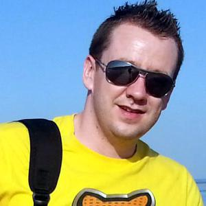 Dean Bolger who suffered head injuries during an assault in Bray