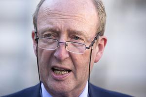 Transport Minister Shane Ross wants to tackle speeding
