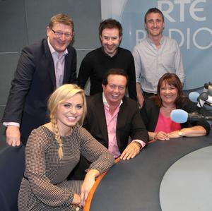 Marty Morrissey new GAA show launch