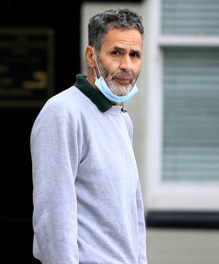 Ahmed Yagoub was granted bail subject to strict conditions