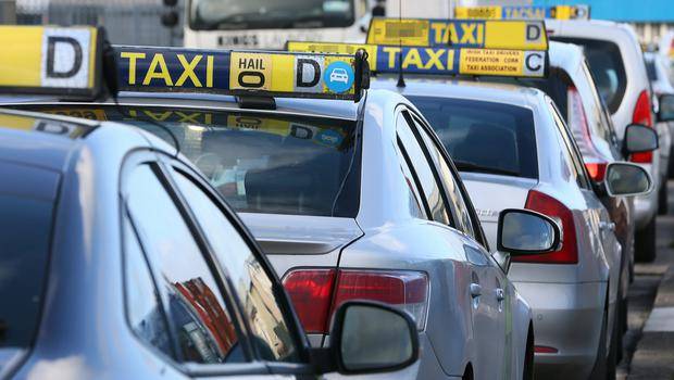 Taxi drivers act as agony aunts