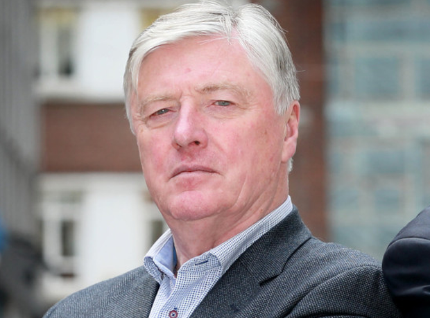 Pat Kenny says he has lost confidence in planning board. Photo: Irish Independent