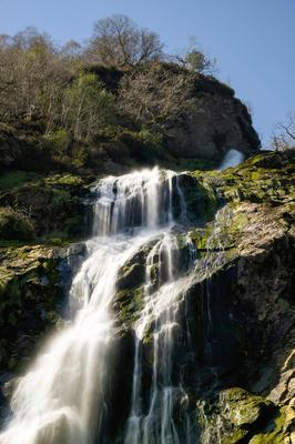 Teenage tourist is believed to have been climbing waterfall