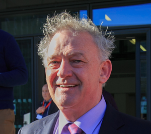 Peter Casey has teamed up. Photo: Collins Dublin