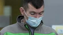 Gareth Lynch said he could not remember the incident. Photo: Collins Courts