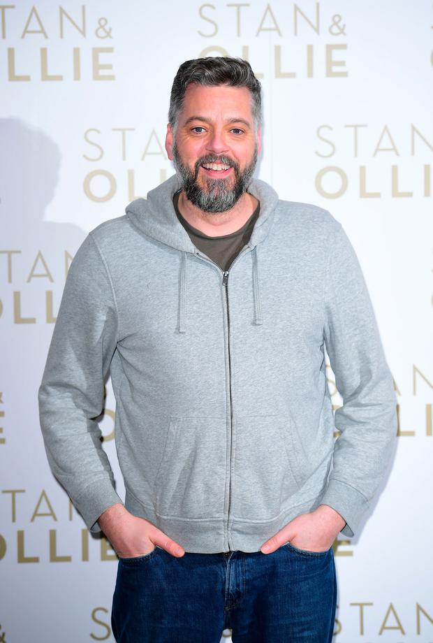 Iain Lee was a contestant on the jungle reality show in 2017. Photo: PA