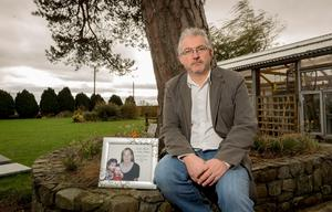 John Whelan, whose sister and two nieces were murdered, is campaigning for minimum jail terms for killers