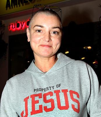 Singer Sinead O'Connor is being sued in the High Court