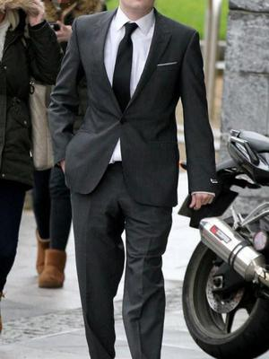 James Connors at the Central Criminal Court
