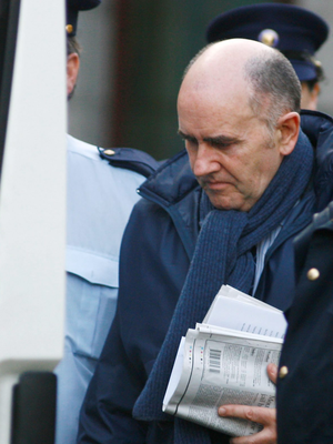 Michael McKevitt has been being granted temporary release from prison