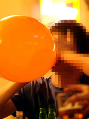 Nitrous oxide has been used in clubs in the Netherlands