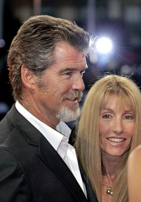 St Clair and Brosnan (Reuters)