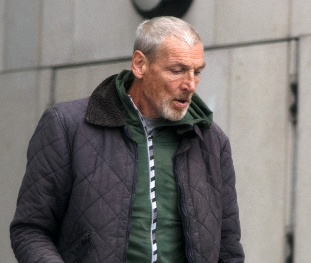 Anthony Behan was fined €350 for the criminal damage