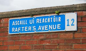 The viable explosive device was found at Rafter's Avenue