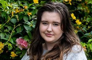 Abby O'Brien had hoped to work in a girl scout camp in Texas before the Covid-19 pandemic