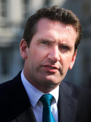 Labour Minister for Drugs Aodhan O Riordain hopes the move will reduce drug deaths and infections