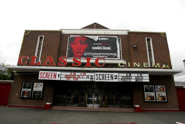The Classic cinema in Harold's Cross closed down in 2003