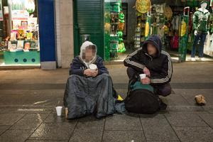 Middle-aged people were the fastest-growing group to  become homeless, according to the Focus Ireland report