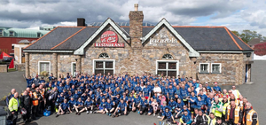 The Laurels Cycle Crew hopes to raise €1m for CMRF Crumlin
