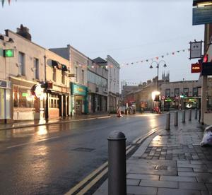 Blackrock will have more space for pedestrians and cyclists